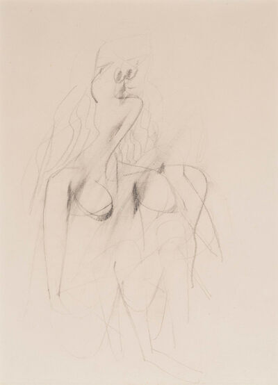 Willem de Kooning, 'Untitled', 1942
