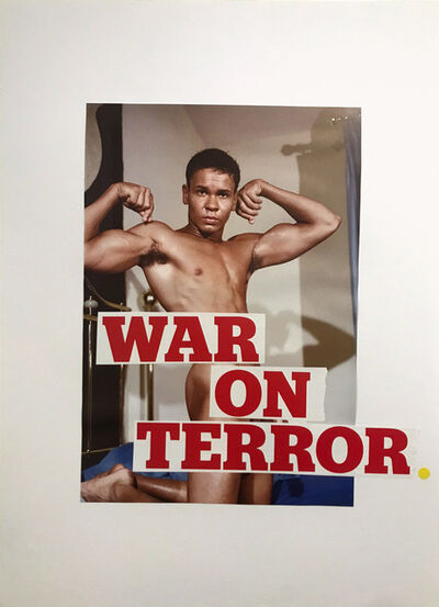 Sarah Maple, 'War On Terror', 2018