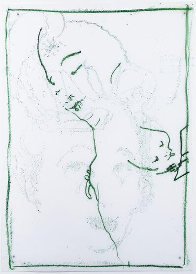 Dasha Shishkin, 'his eyes are fingers too', 2019