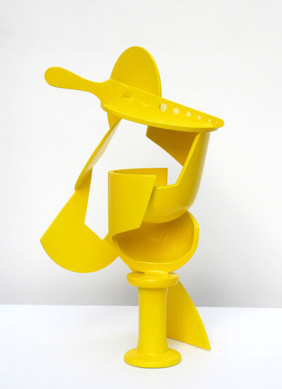 Ron Robertson-Swann, 'Gonzalez's absinthe glass', 2014