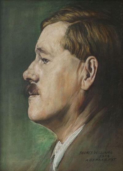 Austin Osman Spare, 'Becket Williams', 1934