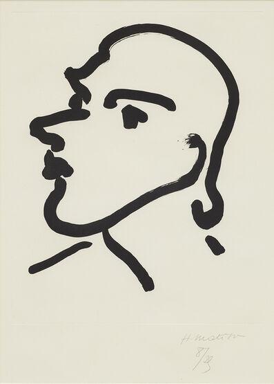 Henri Matisse, 'Nadia de profil', 1948