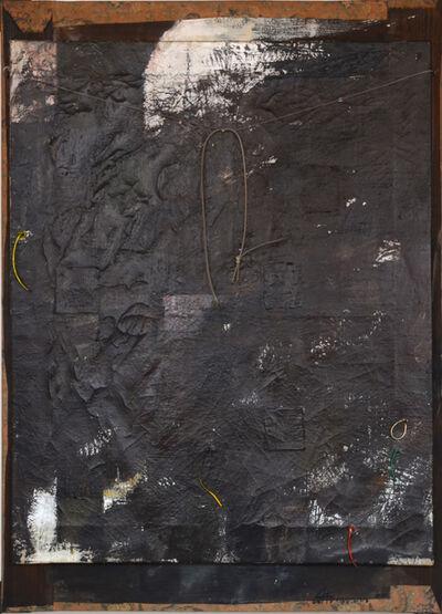 Gerhard Hoehme, 'untitled', 1966