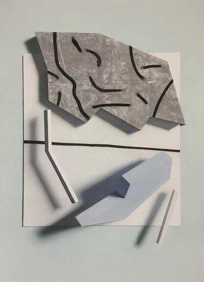 Marcos Uriondo, 'Jeu de mains : Pierre', 2019