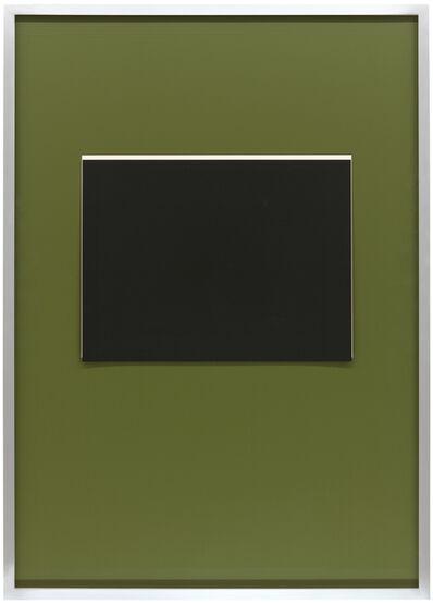Imi Knoebel, 'Drunter und Drüber Z 38', 2007