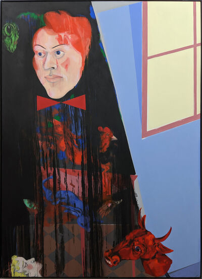 David True, 'Miss Mary Quite Contrary', 1986