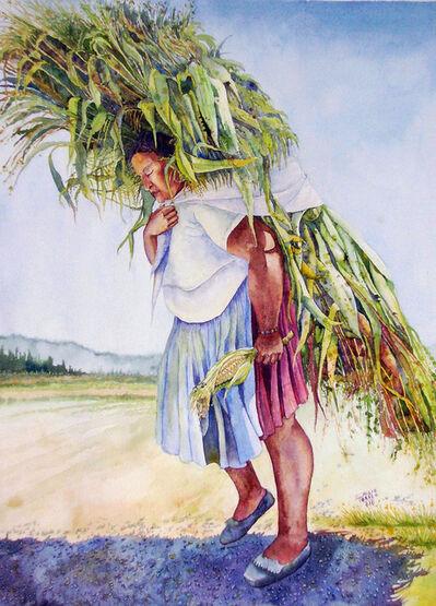 Emilio Torrez, 'Carrying corn', 2010