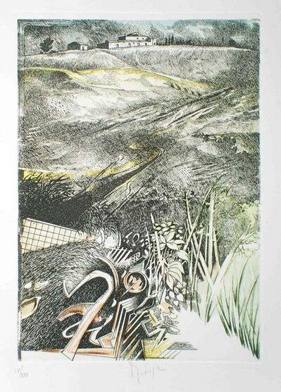 Mario Logli, 'The House of Monlione', 1986