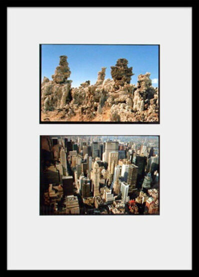 John Isaacs, 'The Matrix of Amnesia. New York / Monolake', 1997-2004