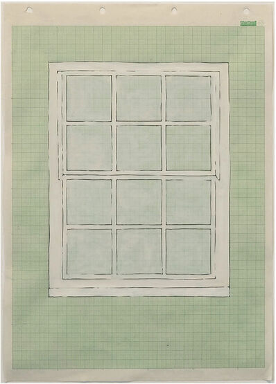Rachel Whiteread, 'Untitled (Window)', 1992