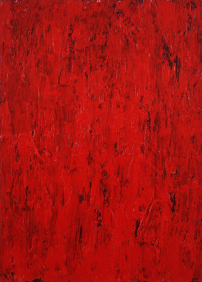 Jon Plapp, 'Untitled (Red)', 1979