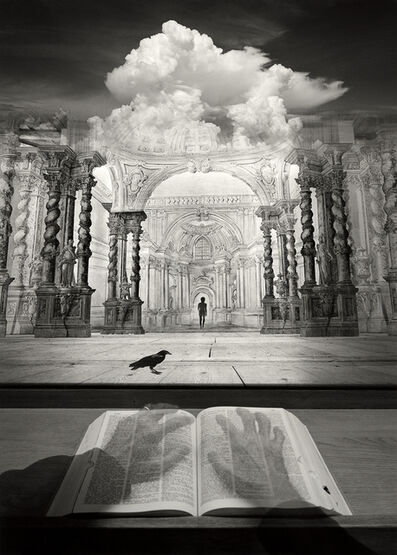 Jerry Uelsmann, 'Dream Theater', 2004