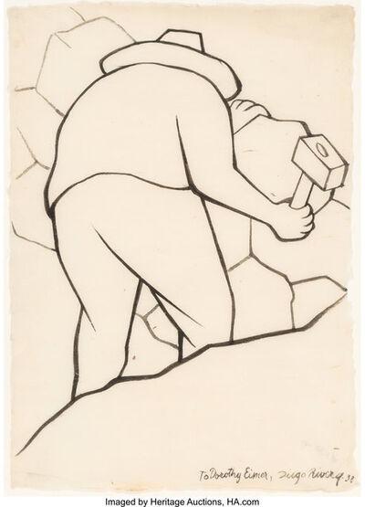 Diego Rivera, 'Untitled', 1938