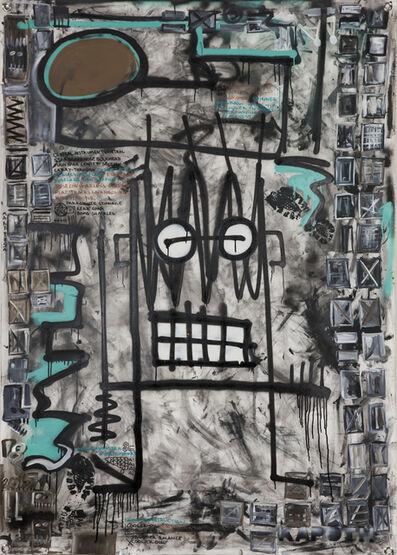 Kapoth, 'Nose Construction', 2015