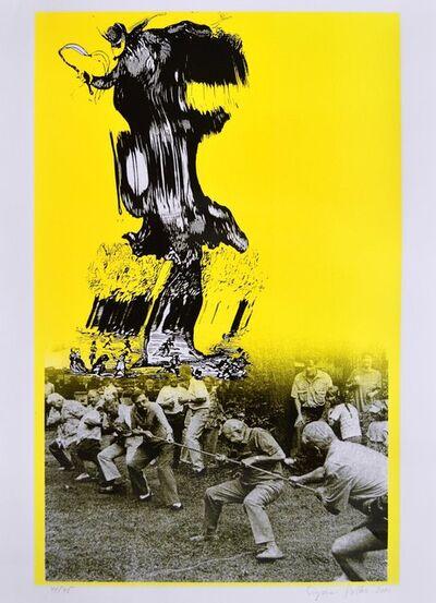 Sigmar Polke, 'Der Teufel von Berlin', 2000-2010