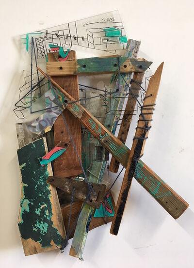 Susan Feldman, 'Two Sides (B)', 2017