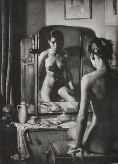 """Gerald Leslie Brockhurst, '""""Adolescence""""', 1932"""