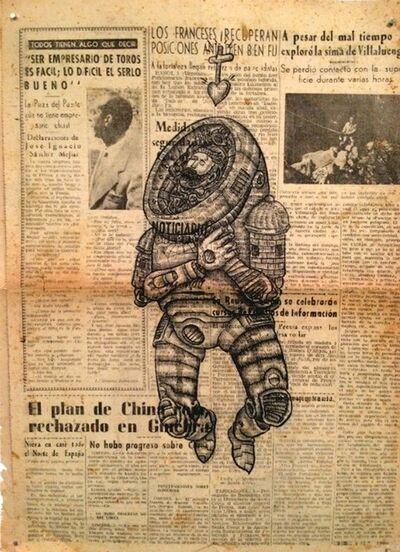 DEADBEATHERO, ' Spaceman preying', 2016
