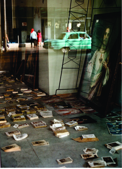Martha Rosler, 'Store selling religious artifacts, from the Cuba series', 1981