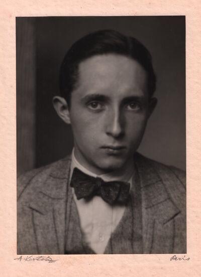 André Kertész, 'Portrait'