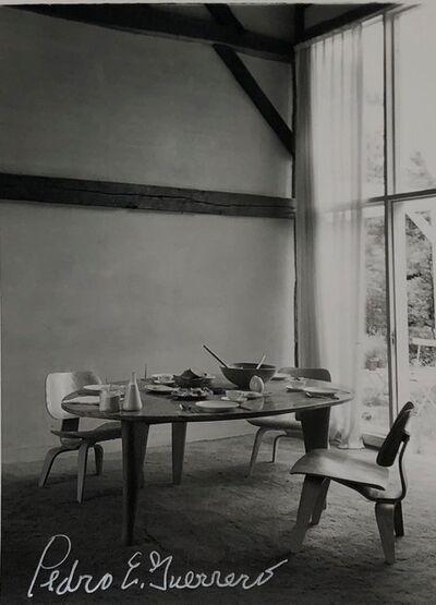 Pedro E. Guerrero, 'Residence of Milton Greene and Evelyn Franklin (Set of 3 prints)', 1949