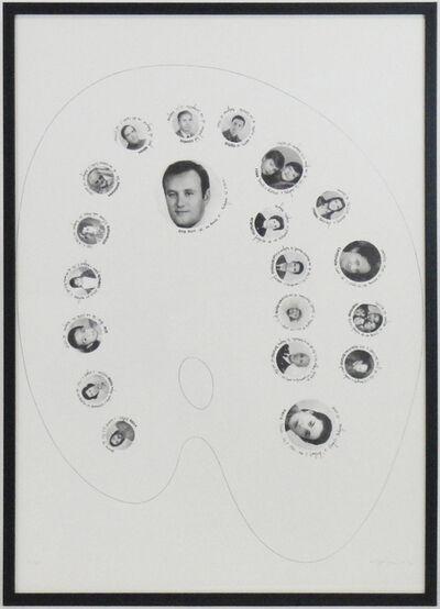 Luigi Ontani, 'Untitled', 1971-1972
