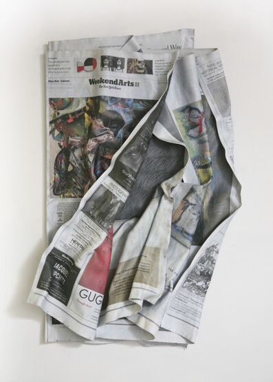 Paul Rousso, 'NY Times  ', 2015