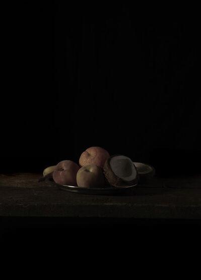 Mat Collishaw, 'Last Meal on Death Row, Texas: Cornelius Gross', 2011