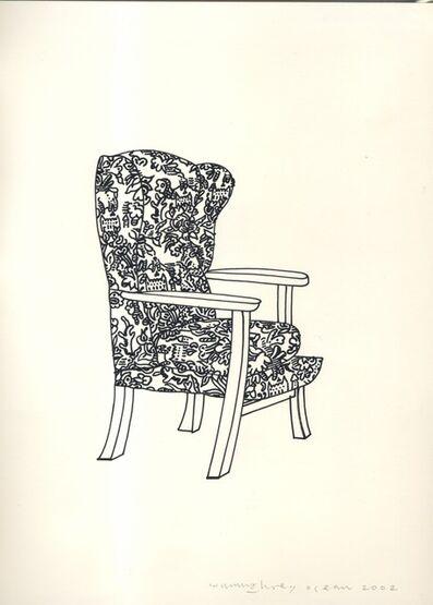 Humphrey Ocean, 'Chair', 2002