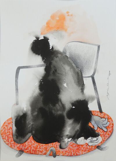 Shrutika Gosavi, 'A Comfort Chair 1', 2019