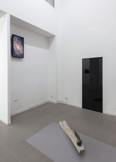Marco Strappato, 'Untitled(G) (Gate, Galaxy, Ground)', 2015