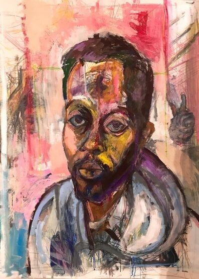 Preston Sampson, 'Hard Wire', 2018