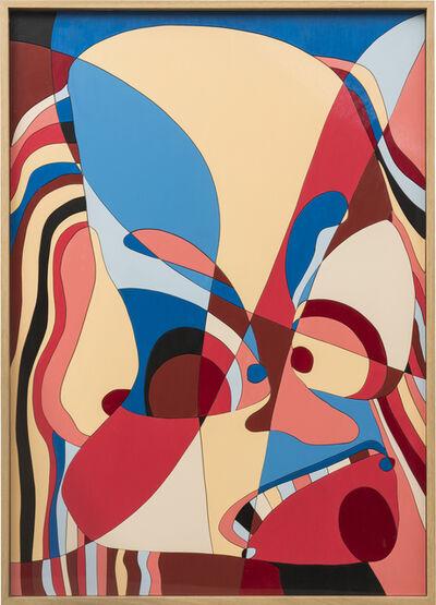 Henrik Vibskov, 'Facial Jigsaw Puzzle C', 2015