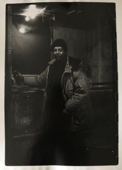 Ming Smith, 'Jitney, (August Wilson Series)', 1992