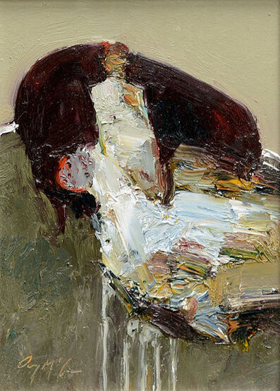 Danny McCaw, 'Seated Figure'