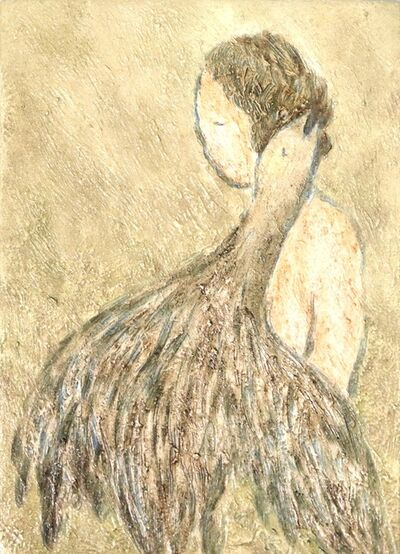 Wonsook Kim, 'Bird's Whisper', 2014