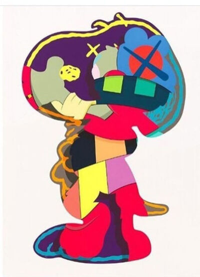 KAWS, 'Isolation Tower', 2016