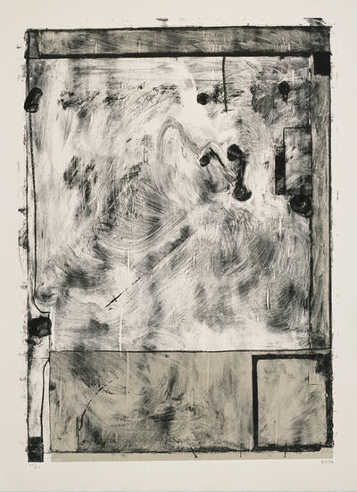 Richard Diebenkorn, 'Scrabbling', 1985