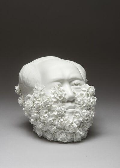 Keiko Fukazawa, 'Bearded Mao', 2015