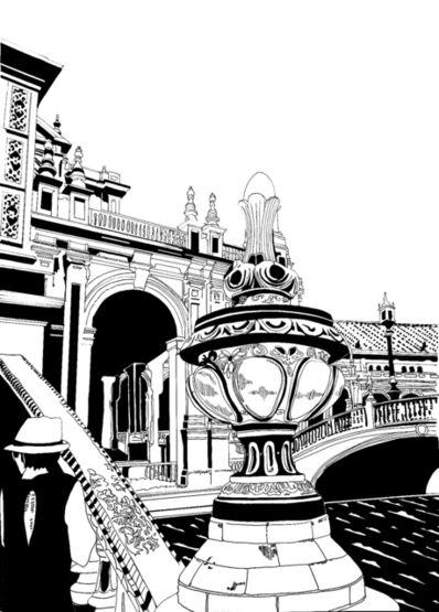 Chourouk Hriech, 'Souvenirs de Séville #7', 2019