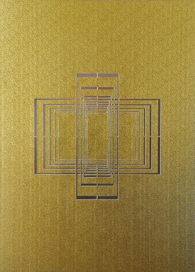 Paolo Cavinato, 'Seal - Gold #2', 2015
