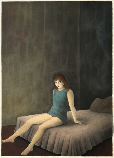 Corinne von Lebusa, 'Le moment idéal', 2018