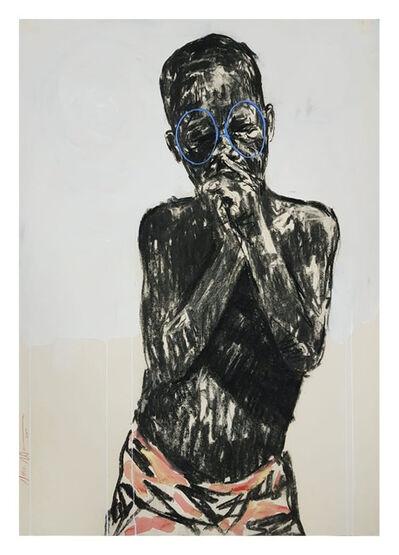 Nelson Makamo, 'Boy Figure', 2019