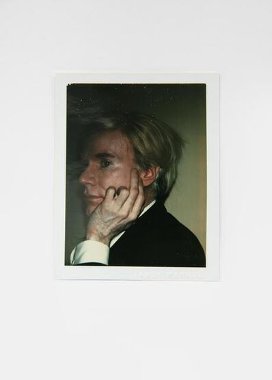 Andy Warhol, 'Self-Portrait', 1977