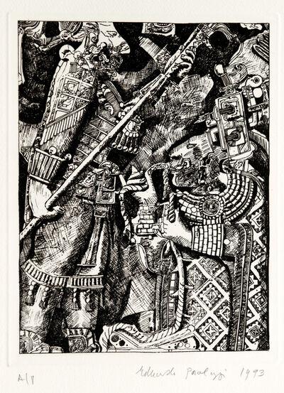 Eduardo Paolozzi, 'Museum Study (3)', 1993