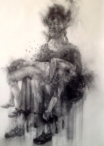 Diane Victor, 'Mother & Daughter', 2019