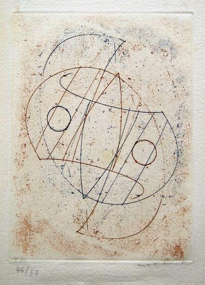 Max Ernst, 'Obliques', 1967