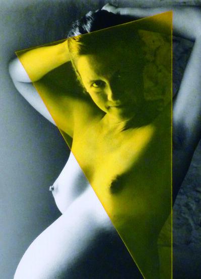 George Woodman, 'La Pietra Madonna', 2007