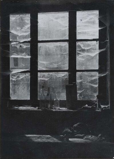 Erwin Blumenfeld, 'Window in Catus, France', 1941