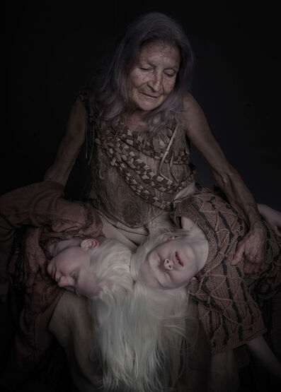 Matteo Basilé, 'Madre', 2017